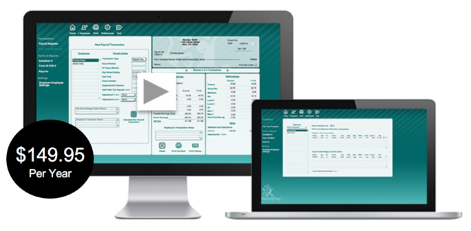 Do-it-yourself Payroll Software NannyPay