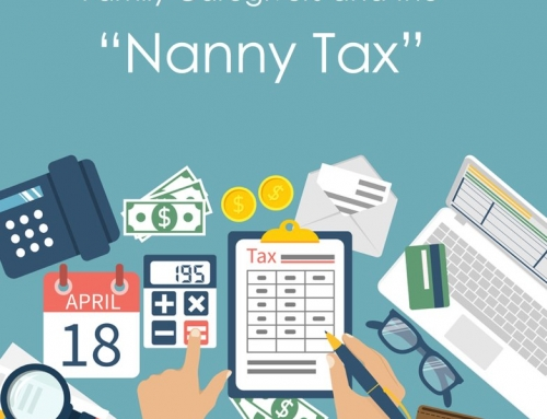 "Family Caregivers and the ""Nanny Tax"""