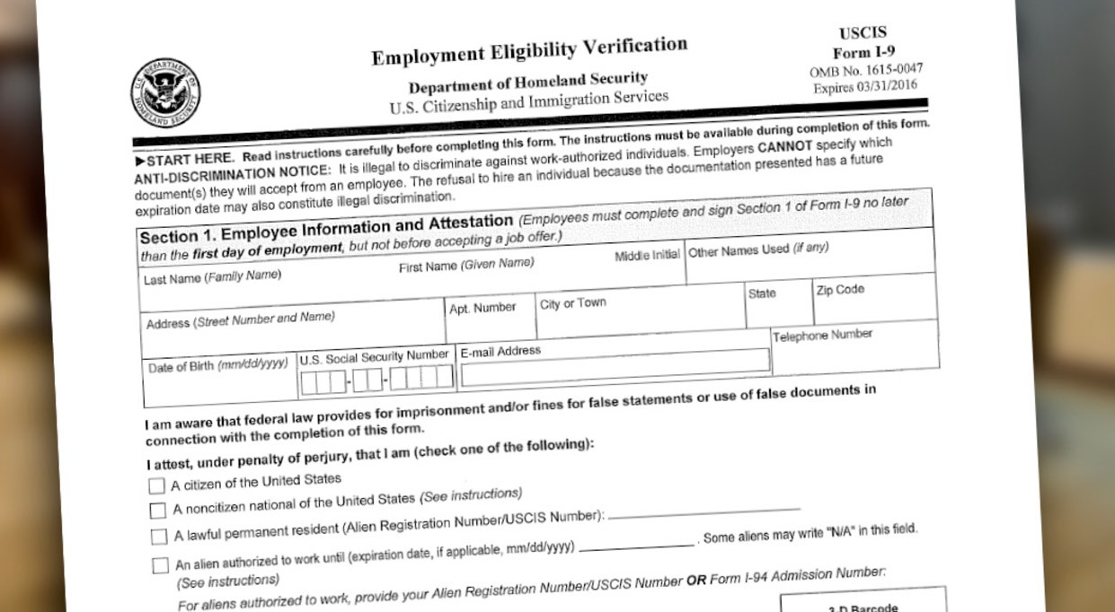 New employers should continue to use expired form i 9 nannypay falaconquin