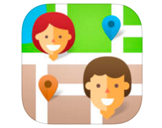 Family Locator App ios
