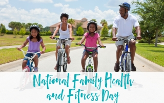 Health and Fitness Family