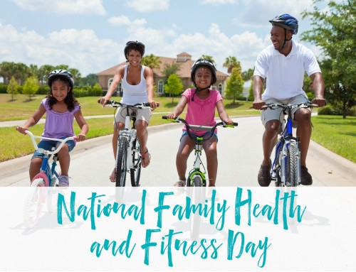 National Family Health and Fitness Day