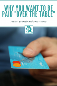 Pay Nanny Over the Table
