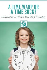 Nanny Time Card Technology