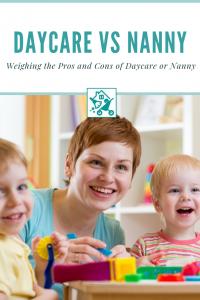 Daycare or Nanny