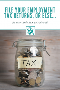 Employment Tax Returns