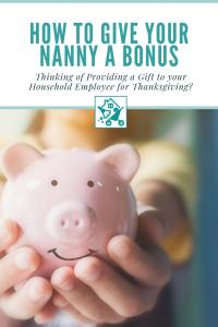 Nanny Bonus