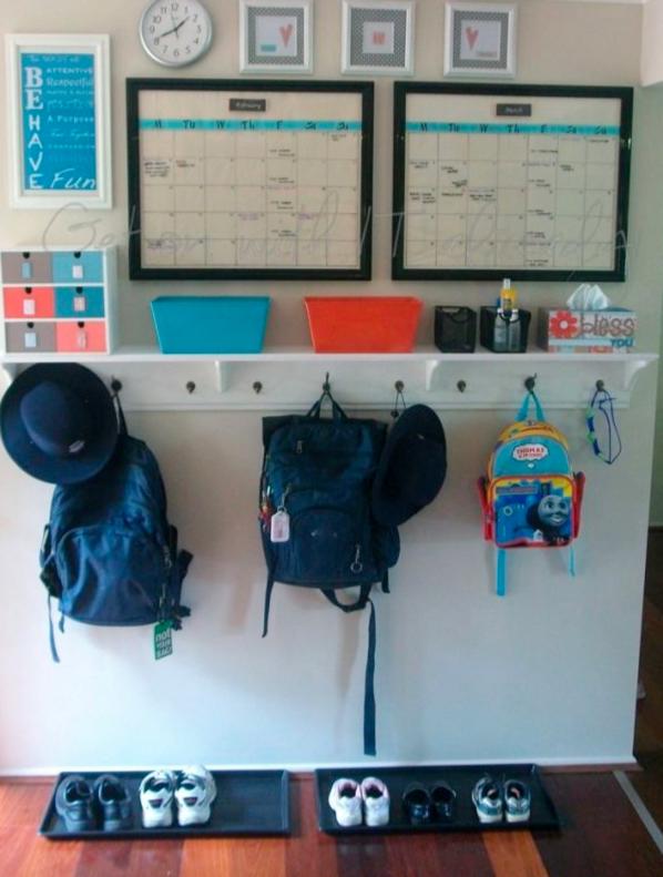 Kids Organization Area