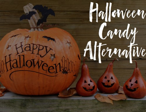 Alternatives to Candy for Halloween