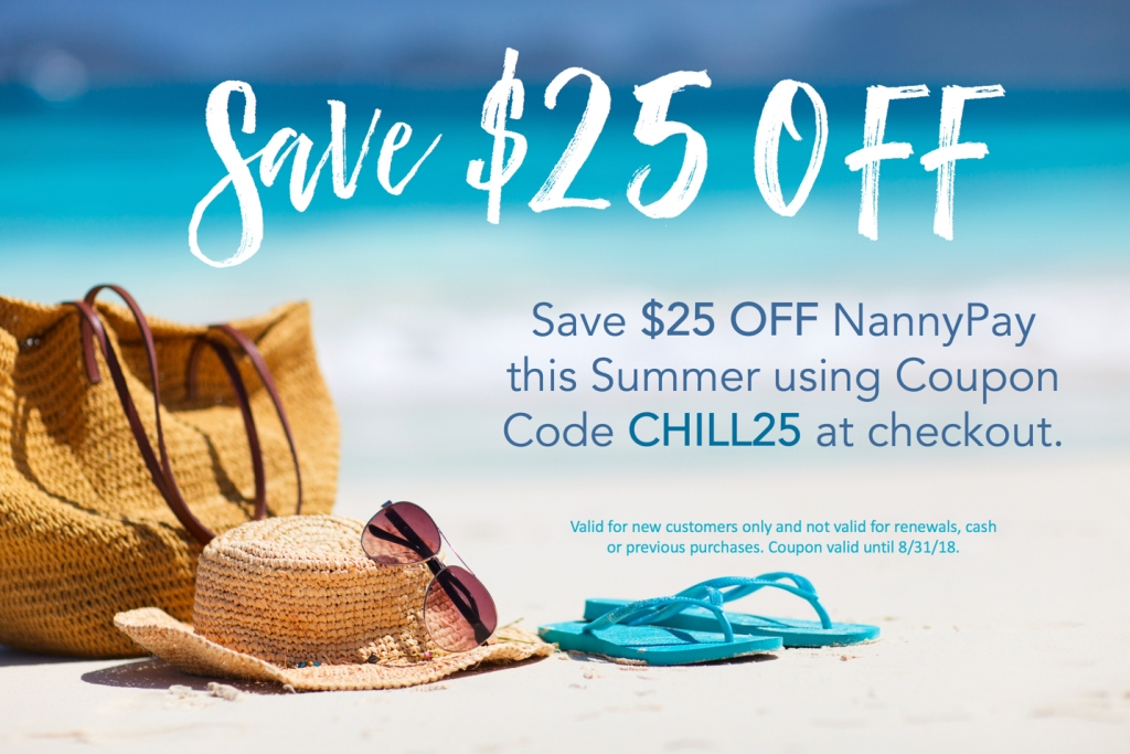 Save $25: Coupon Code CHILL25