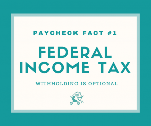 Nanny Federal Tax Withholding