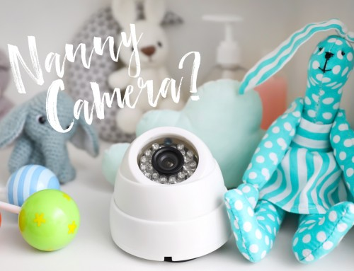 To or Not To Nanny Cam?