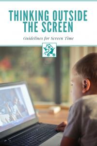 Screen Time Children