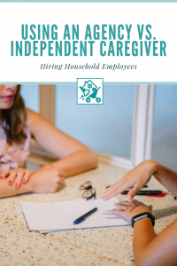 Nanny Agency or Independent Contractor