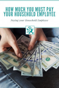 Paying Household Employee